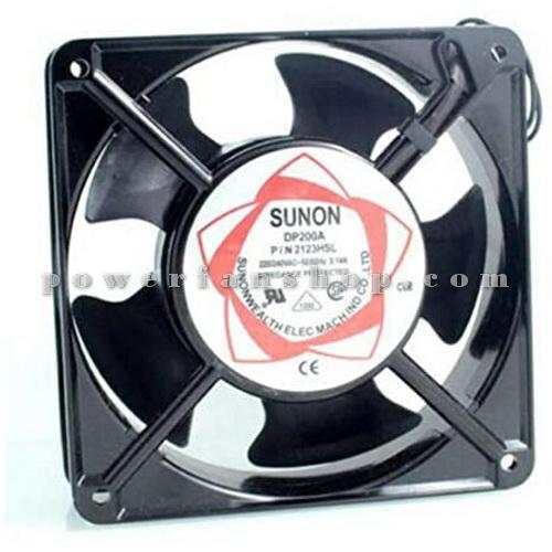 فن فلزی تابلویی سایز 12×12 SUNON 220V AC