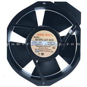 فن تابلویی بلبرینگی سایز 17×15 NMB 220V AC