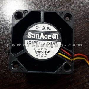 فن پلاستیکی کامپیوتری سایز 2×4×4 SAN ACE 12V DC